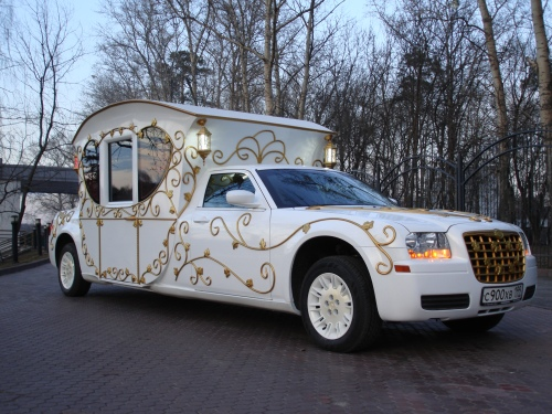 Свадебная карета в краснодаре